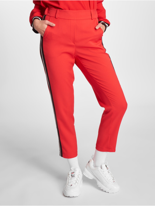 Charming Girl Pantalon chino Kevin rouge