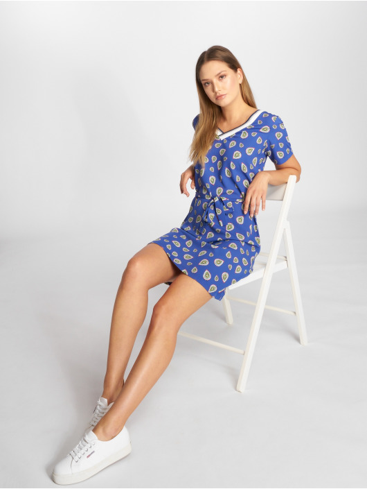 Charming Girl Robe New Alba bleu