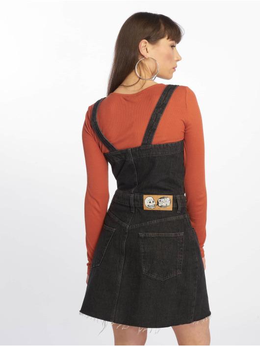 Cheap Monday Dress Potion Crinkle black