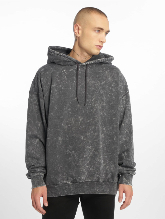 Cheap Monday Hoody Goal Extreme Wash schwarz