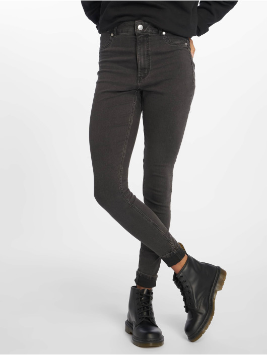High Skinny 634578 Jean Cheap Monday Femme Gris Spray m8wN0n