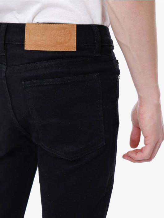 Cheap Monday Jean slim Tight gris
