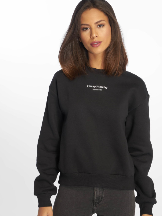 Cheap Monday Pullover Get Cheap Monday schwarz