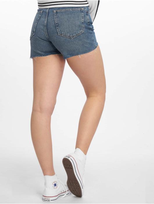 Cheap Monday Shorts Donna Norm Core blå
