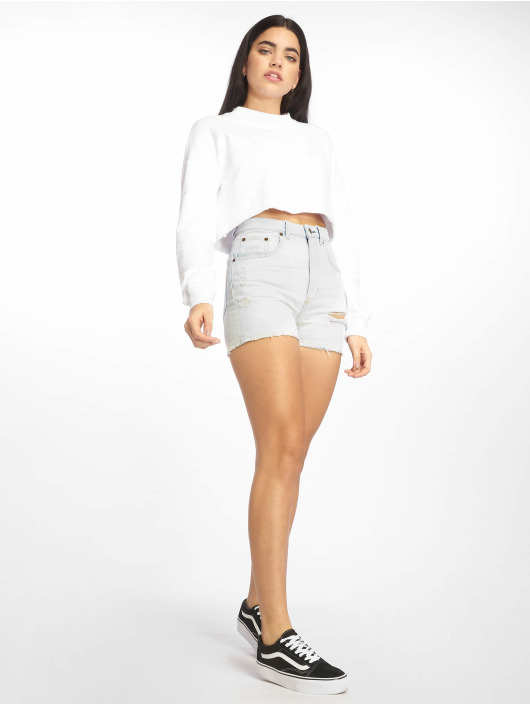 Cheap Monday Shorts Donna Off blau