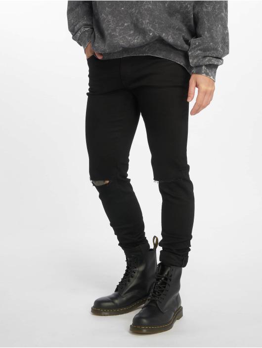 Cheap Monday Skinny Jeans Him Spray Cut black