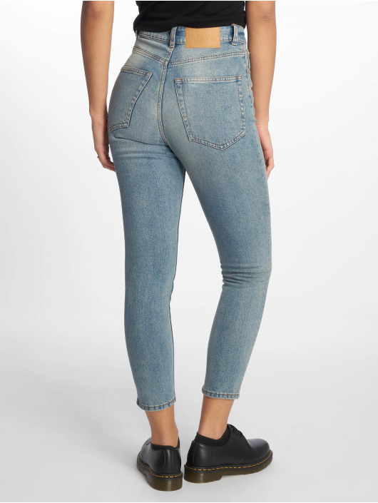 Cheap Monday Skinny Jeans Regular Donna Penny blau