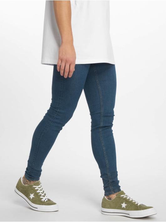 Cheap Monday Skinny Jeans Him Spray Core blau