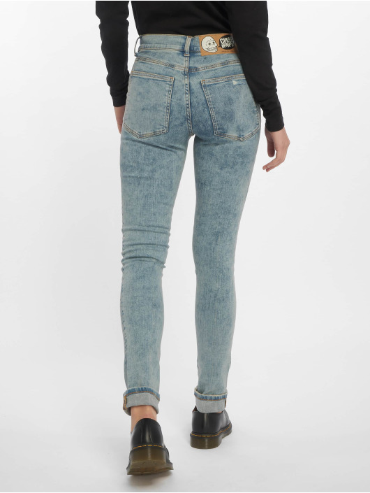Cheap Monday Skinny Jeans Tight Hex blau