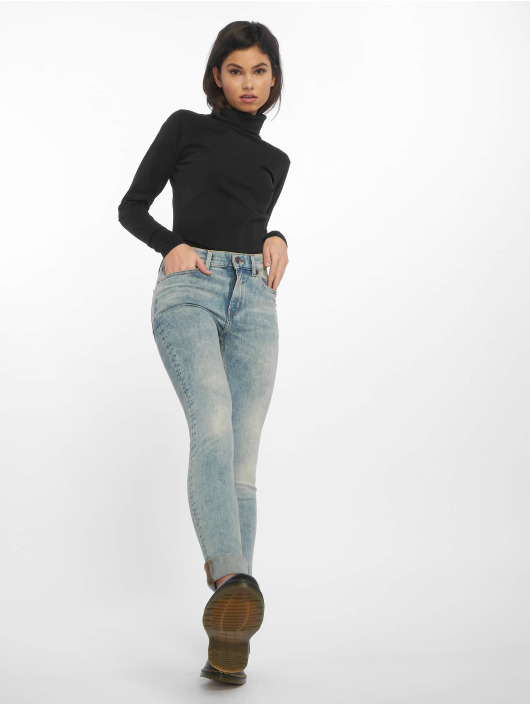 Cheap Monday Skinny Jeans Tight Hex niebieski