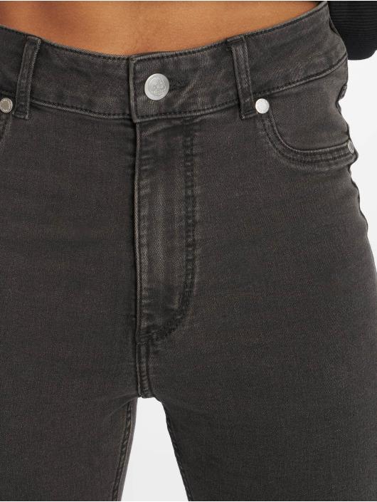 Cheap Monday Skinny Jeans High Spray szary