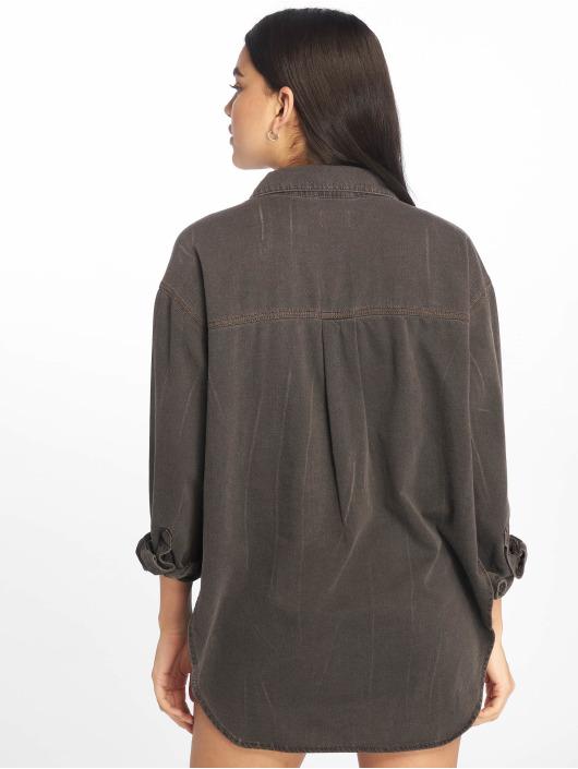 Cheap Monday Skjorter Obscure Crinkle svart