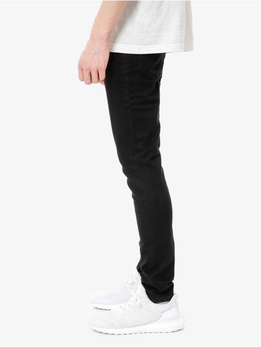 Cheap Monday Slim Fit Jeans Tight šedá