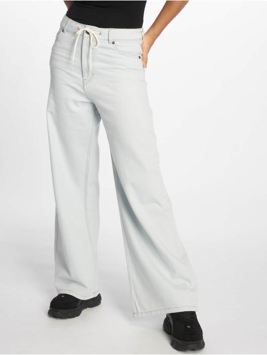 Cheap Monday Spodnie wizytowe Ideal Trousers niebieski