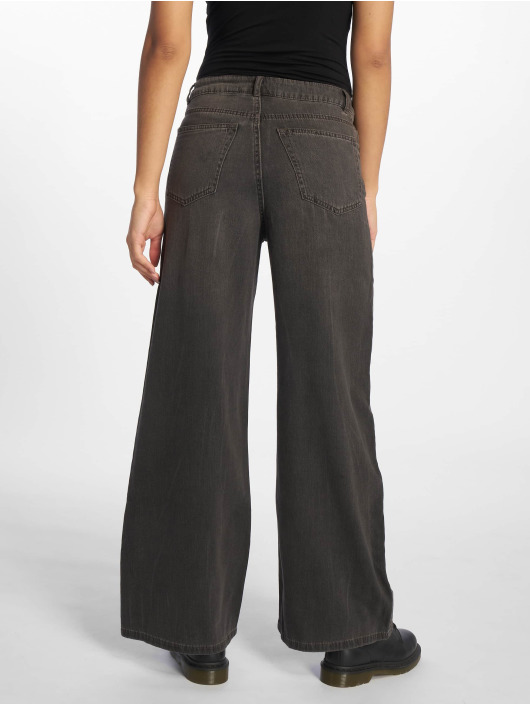 Cheap Monday Stoffbukser Ideal Trousers Crinkle svart
