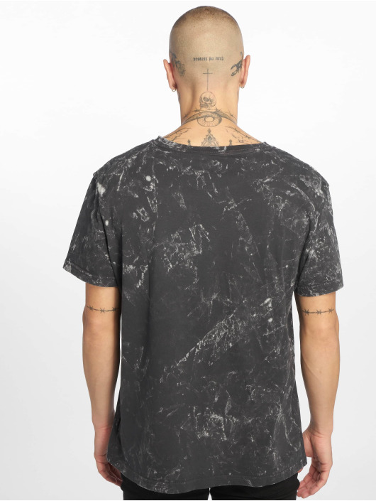 Cheap Monday T-Shirt Extreme Wash schwarz