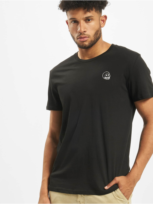 Cheap Monday T-Shirt Standard Tiny Skull schwarz