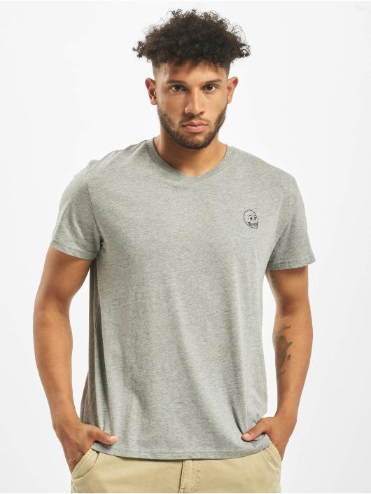 Cheap Monday T-skjorter Standard Tiny Skull grå