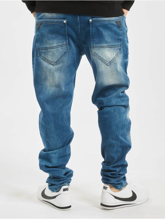 Cipo & Baxx Dżinsy straight fit Jason niebieski