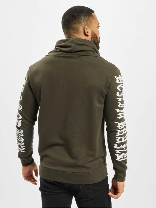 Cipo & Baxx Jersey Sweatshirt caqui