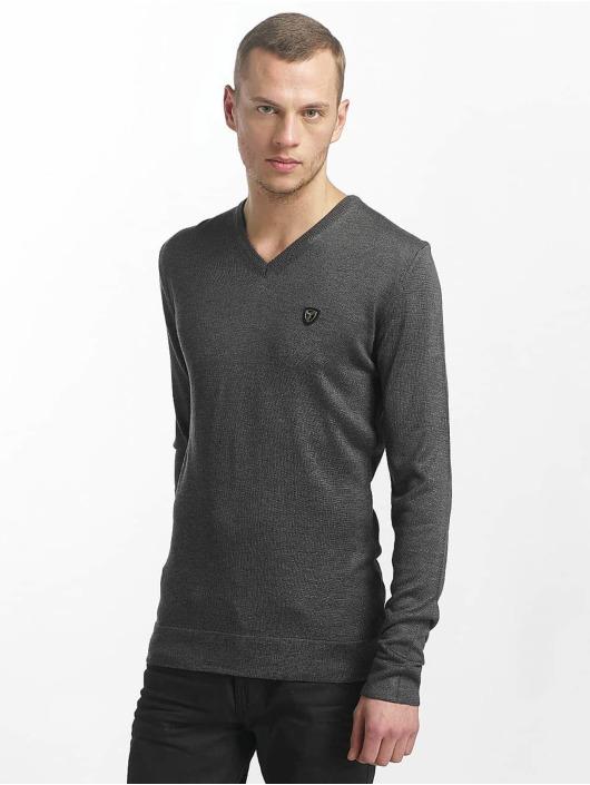 Cipo & Baxx Pullover Roberto gray