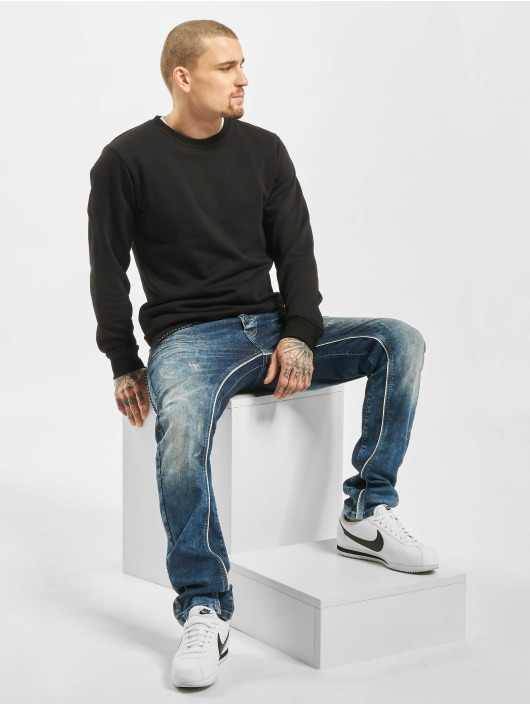 Cipo & Baxx Slim Fit Jeans Ben blå