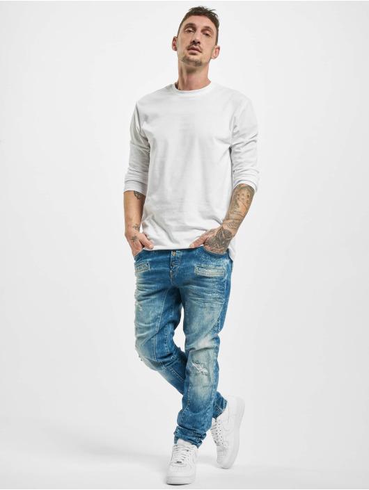 Cipo & Baxx Slim Fit Jeans Karl blue