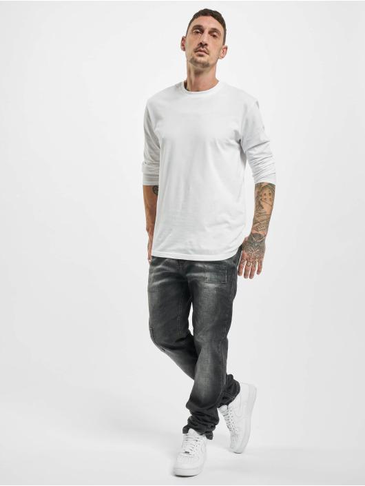 Cipo & Baxx Slim Fit Jeans Simon grau