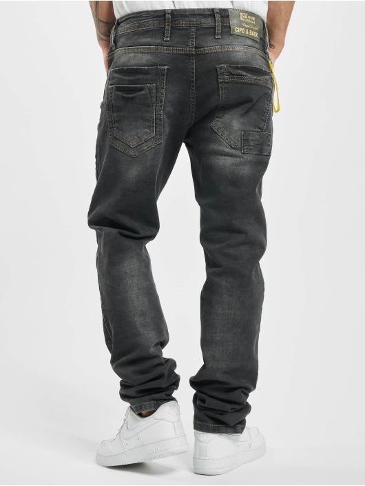 Cipo & Baxx Slim Fit Jeans Simon grey