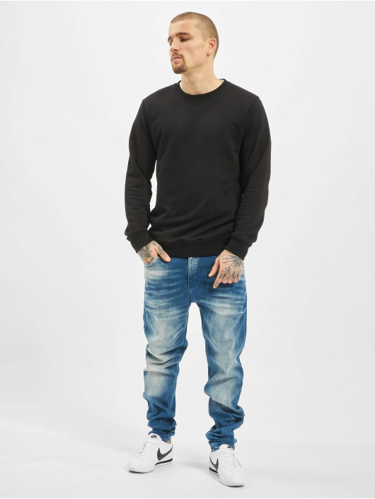 Cipo & Baxx Straight Fit Jeans Jason blue