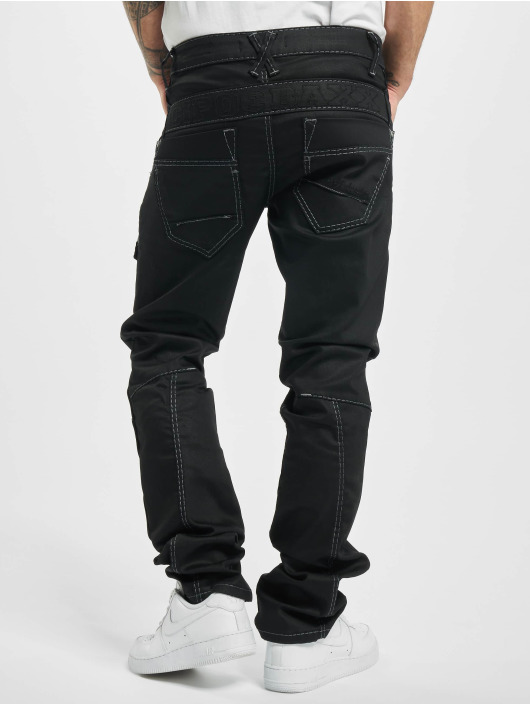 Cipo & Baxx Straight Fit Jeans Vincent sort