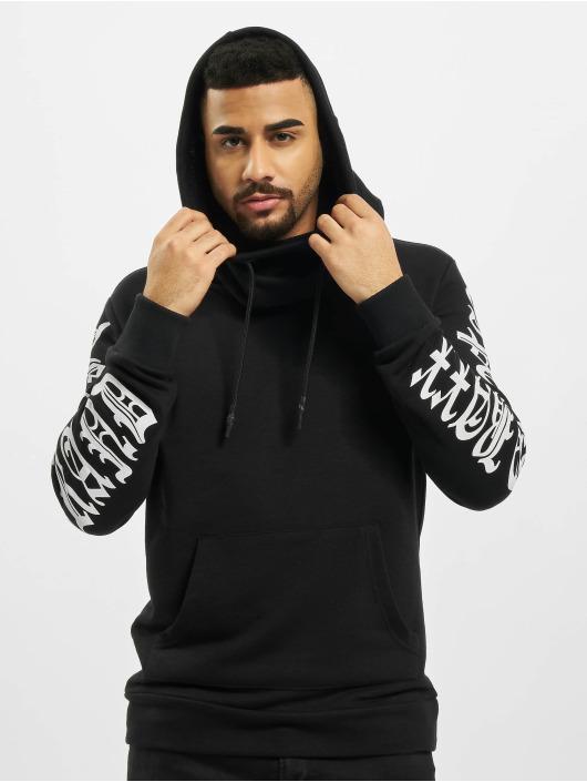 Cipo & Baxx Swetry Funnel czarny