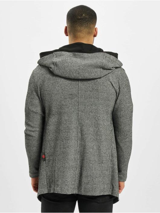 Cipo & Baxx Swetry rozpinane Melange czarny