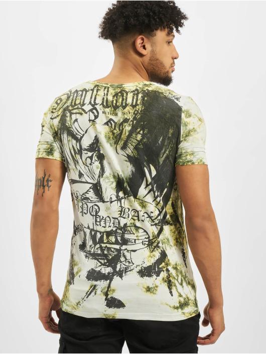 Cipo & Baxx t-shirt Original geel