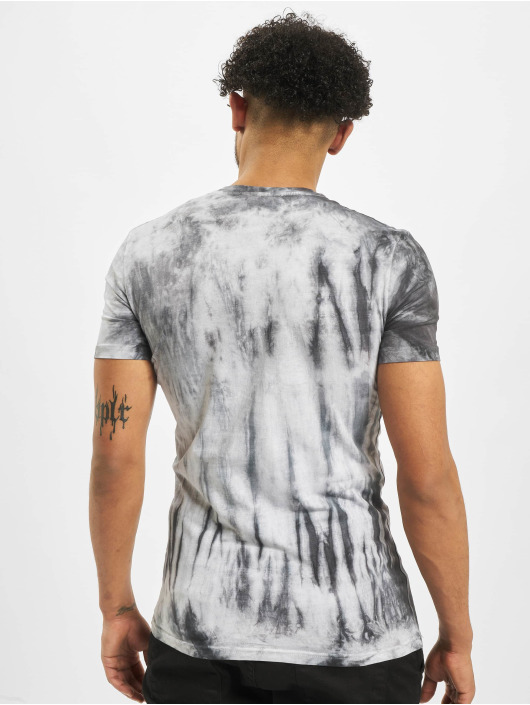 Cipo & Baxx t-shirt Star grijs