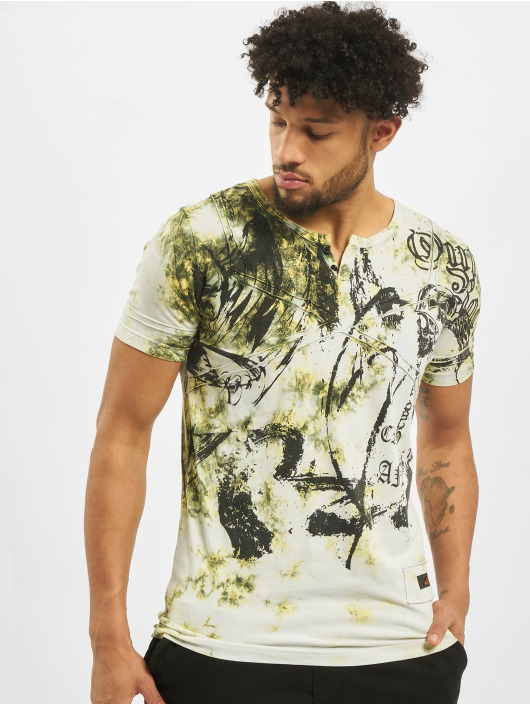 Cipo & Baxx T-skjorter Original gul