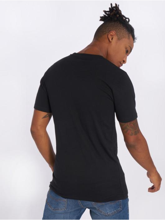 Cleptomanicx T-Shirt Ligull Regular schwarz
