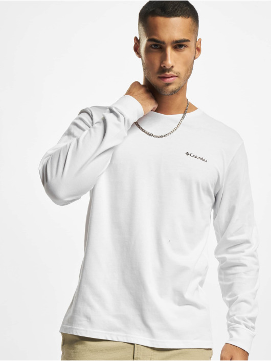 Columbia Longsleeves Pikewood™ Graphic bialy