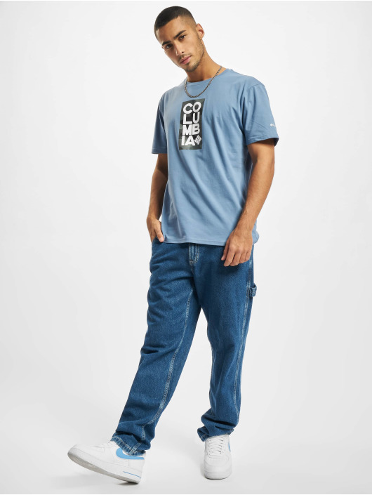 Columbia T-Shirt Trek™ Logo blue