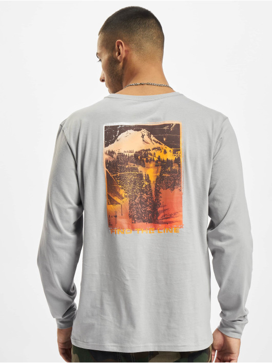 Columbia T-Shirt manches longues Pikewood™ Graphic gris