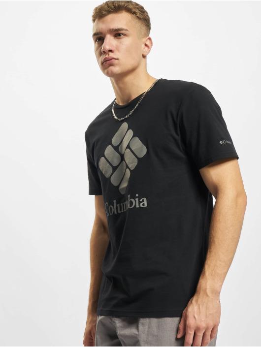 Columbia T-Shirt Trek™ Logo noir