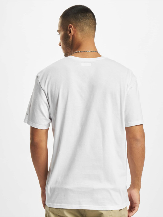 Columbia T-Shirty CSC Basic Logo™ bialy