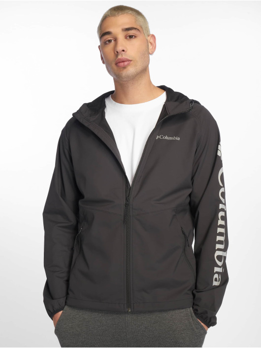 Columbia Transitional Jackets Panther Creek svart