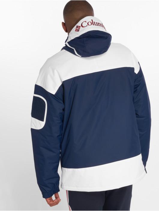 Columbia winterjas Challenger Pullover blauw