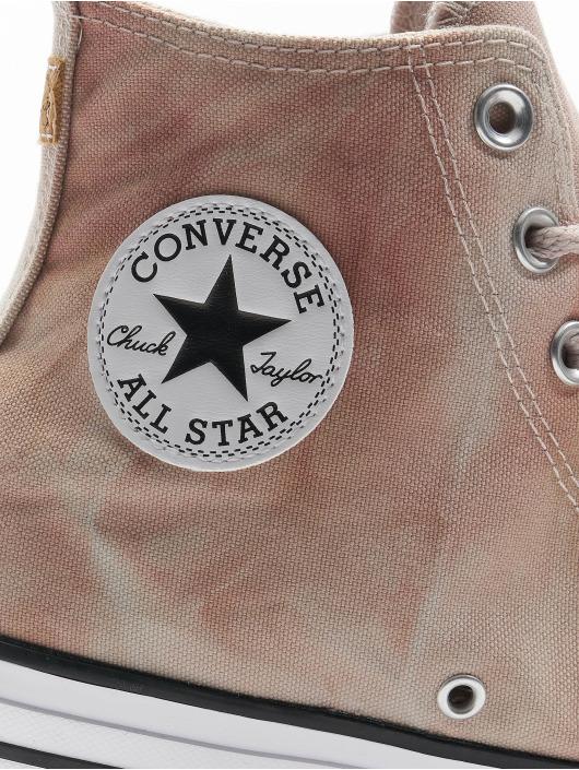 Converse Сникеры Ctas Hi бежевый