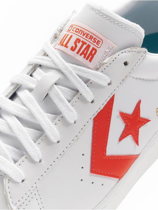 Converse Сникеры Pro Leather Ox белый