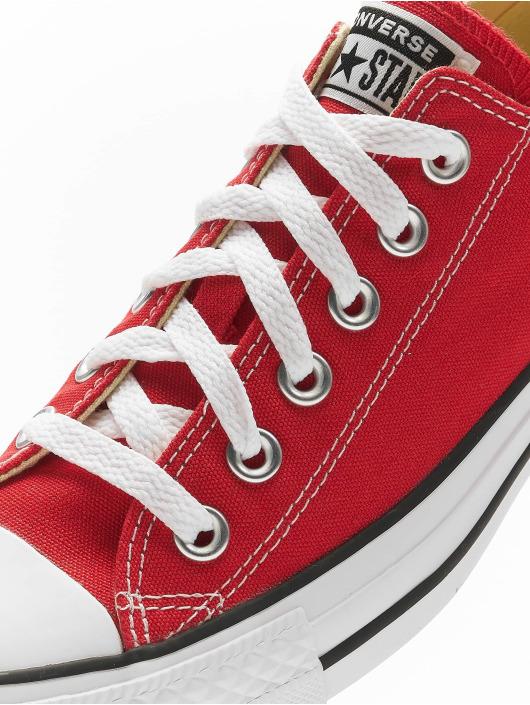 Converse Сникеры All Star OX красный