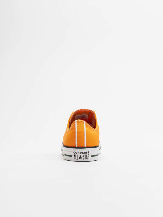 Converse Сникеры Chuck Tailor All Star Ox оранжевый