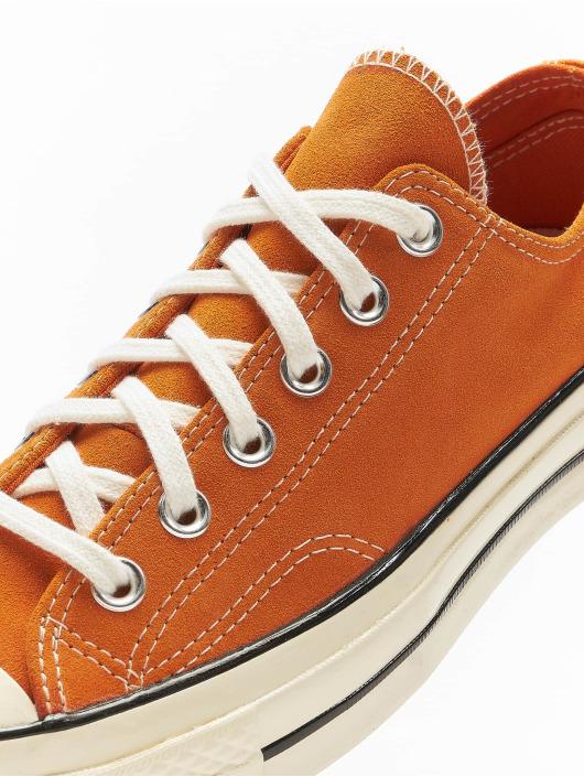 Converse Сникеры Chuck 70 OX оранжевый
