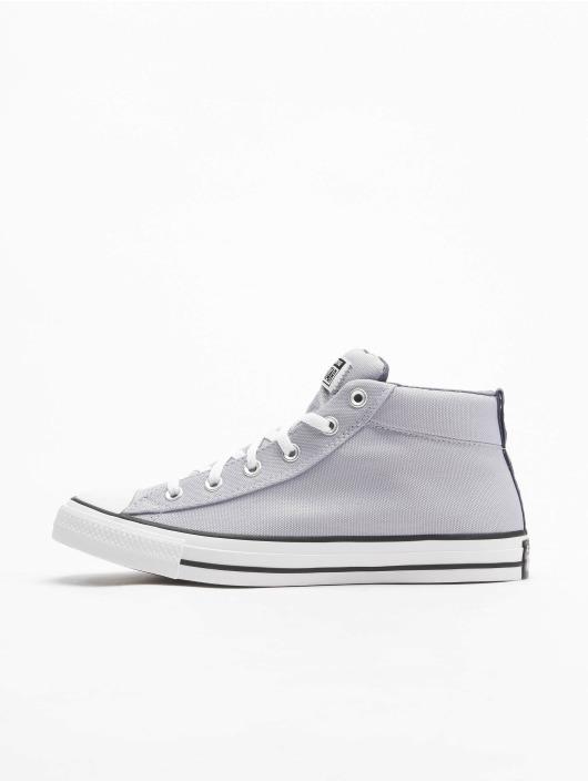 Converse Сникеры Chuck Taylor All Stars Street Mid серый